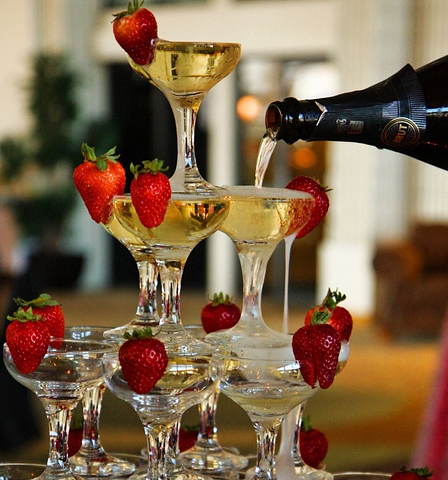 Champagne & Strawberries